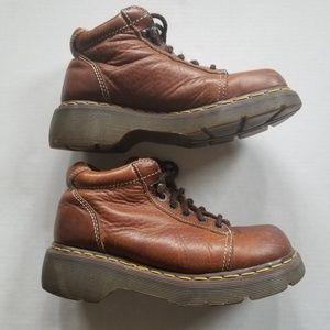 Dr. Martens Shoes - Vintage Dr. Martens 8542 Series Ankle Lace Up Boot